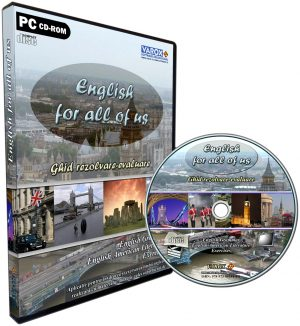"""Ghid pregatire-evaluare """"English for all of us"""""""