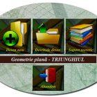 Geometrie Plană - Triunghiul - Intro