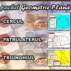 Pachet Geometrie Plană - Etichetă
