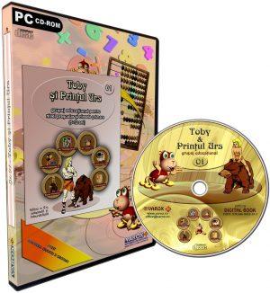 Toby si Printul Urs (grupaj educational 01)