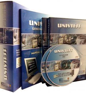 UnivTest Generator Pro - componente pachet