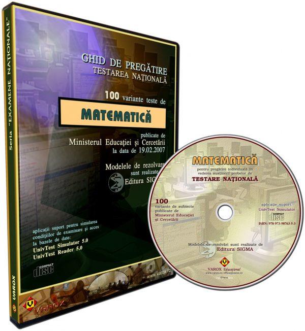 Ghid pregatire-evaluare Matematica EN