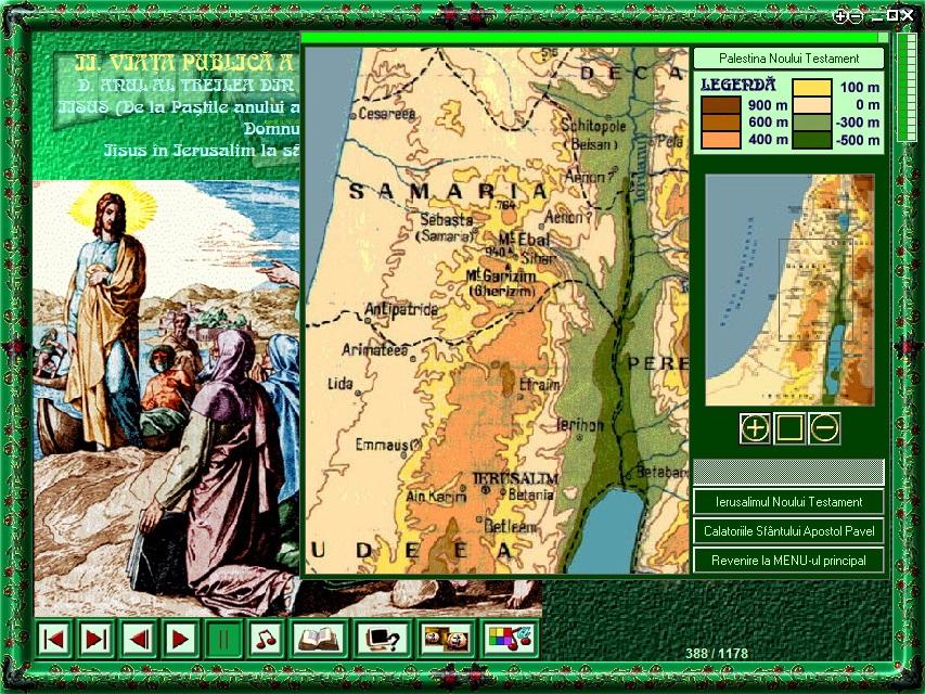 Noul Testament în Sunet şi Imagini Adaptare Multimedia