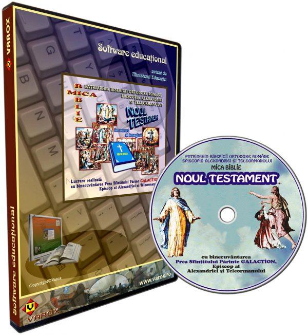 Noul Testament in sunet si imagini
