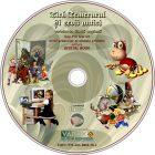 Puzzle Tica Temerarul si eroii antici - l.engleza - CD