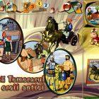 Puzzle Tica Temerarul si eroii antici - l.germana - detaliu