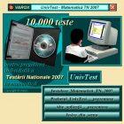 Ghid pregatire-evaluare - Matematica TN 2007 - Intro