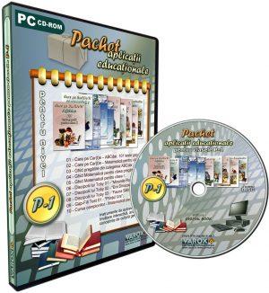 Pachet aplicaţii educaţionale pentru clasele P-I