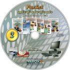 Pachet aplicaţii educaţionale pentru clasa a II-a - CD